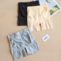 underpants female Bow - white bow - gray bow - skin bow - Black Lace - White Lace - light Lace - skin Lace - gray Lace - Black Average size 1 nylon
