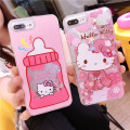 Mobile phone cover / case Zouji shell shop Cartoon Apple / apple All iPhone 6 / 6S, all iPhone 7 Protective shell silica gel