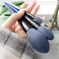 Make up brush Other / other man-made fiber Eye shadow brush high gloss brush powder powder brush three must. Long rod Normal specification Any skin type Others