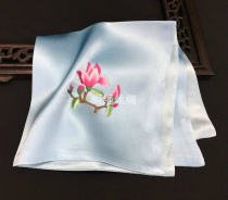 Handkerchief 1, 2, 3, 4, 5, 6, 7, 8, 9, 10, 11, 12, 13, 14 About 35 * 35 cm Both layers are pure silk