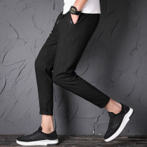 Casual pants Chipwolf Youth fashion 1869b stripe M thin Micro bomb CPL1869 Viscose (viscose) 49.9% polyester 33.5% polyamide (nylon) 16.6% Summer of 2018 Pure e-commerce (online only)
