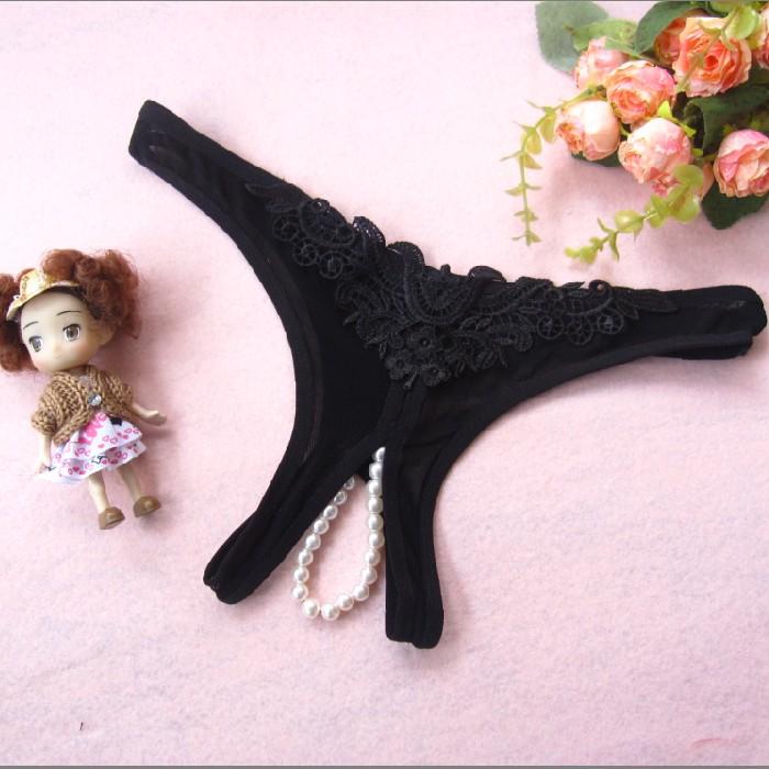 Women's fun underwear Other/others Sexy Underwear (Black) Sexy Underwear (Red)