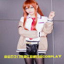 Cosplay women's wear Spot Set 8 years old and above L M S XL XXL Anime A full set of clothing to send socks White shirt + tie leather belt pantyhose Ms