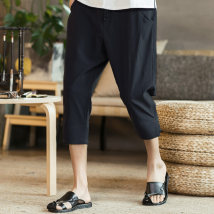 Casual pants Youth epidemic MSWD-K66 white Myswee tiffany 3XL thin Micro-bomb MSWD-K66 Cotton 98.5% other 1.5% Summer of 2018 Pure electricity supplier (only online sales) other