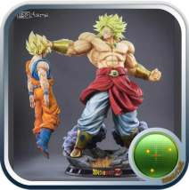 Others Over 14 years old Customized 7992 yuan for low configuration and 11192 yuan for high configuration Shunfeng to pay Other / other Japan comic Dragon Ball GK series static state 1/4 Brolli