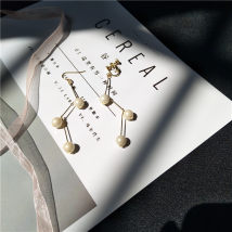 Ear Studs Alloy / silver / gold RMB 1.00-9.99 Other / other A pair of 063 ear hook and a pair of 063 ear clip brand new Japan and South Korea female