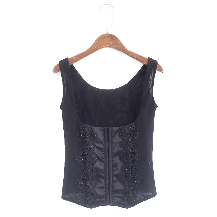 Body shaping top Black 45-d / E-4 skin color 45-d / E-4 Other / other XS S M L XL XXL Thin money Solid color summer five thousand four hundred and fifty-nine Simplicity