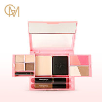 Make up tray no Normal specification Girl Meaning Decorate the outline China Earth color Girl making up Sweetheart girl makeup box