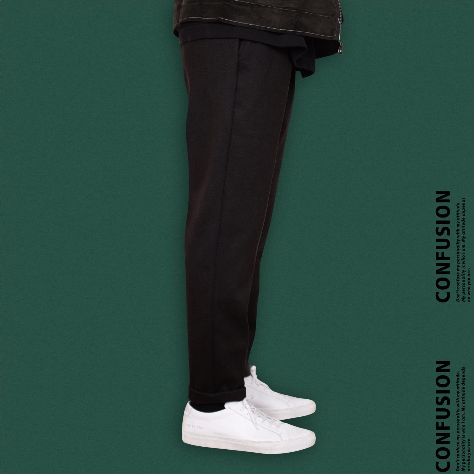 Western-style trousers Others other Black, dark grey XL,L,M,S trousers