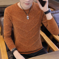 T-shirt / sweater TFV Youth fashion 8903 Caramel 3XL thickening MY8901 Polyester 100% Winter of 2018 Exclusive to tmall (only sold in tmall)