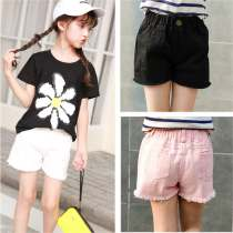 trousers Other / other female Denim blue shorts smaller black shorts smaller white shorts smaller pink shorts smaller light lace shorts smaller dark lace shorts smaller summer shorts Korean version There are models in the real shooting Jeans Leather belt middle-waisted Cotton denim Other 100% Class B