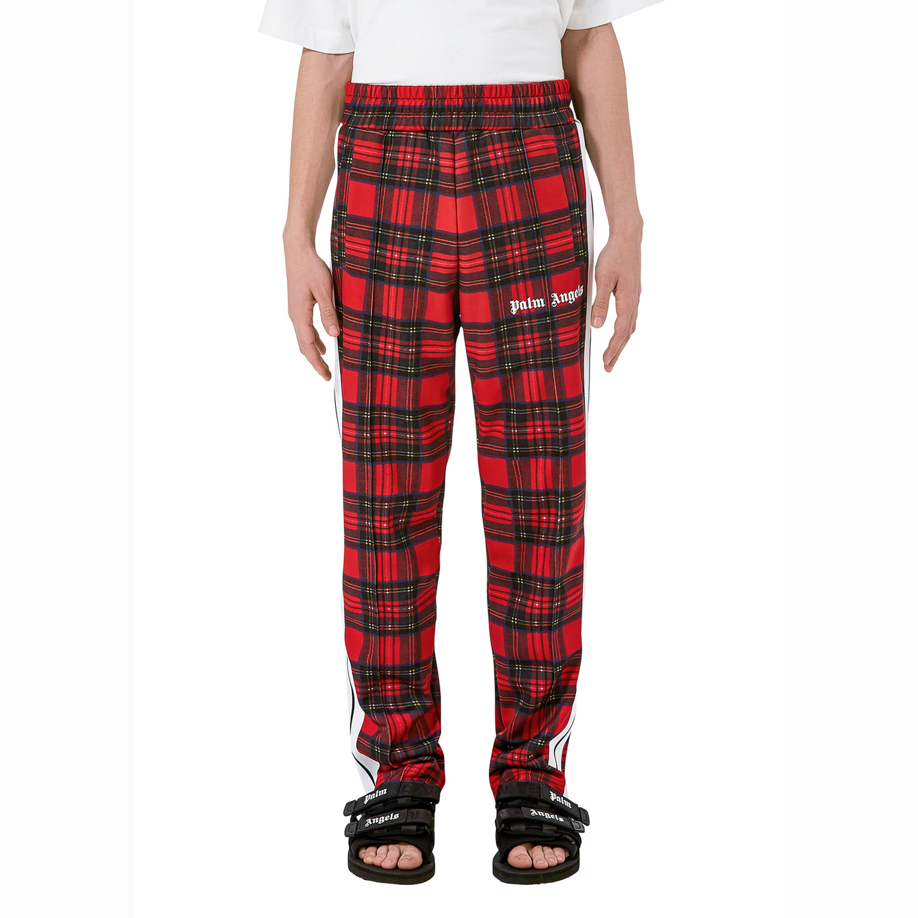 Casual pants Youth epidemic Red ACMEDLAVIE S M L XL conventional Micro-bomb Other leisure Straight trousers two thousand and eighteen tide four seasons