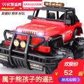 Electric / remote control vehicle Six, seven, eight, nine, ten, eleven, twelve Chinese Mainland S. X.toys/sheng Xiong Plastic toys Remote control off road vehicle set Off-road vehicle contain Handle Yes Remote control off road vehicle set 31-50 Effective Attachment of witness