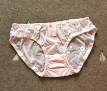 underpants female Peach  M / recommended for 80-100kg Other / other 1 spandex low-waisted