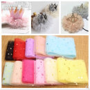 Other DIY accessories Other accessories other 0.01-0.99 yuan Pink one yard beige one yard red one yard inulin one yard Korean pink one yard yellow one yard light green one yard blue one yard rose red one yard black one yard purple one yard
