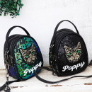 Bag Inclined shoulder bag PU Small round bun Beloy brand new Japan and South Korea Mini leisure time soft zipper no Animal design Single root Yes youth