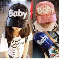 Hat Average size Baby sequins light pink baby sequins white baby sequins sky blue baby sequins gold baby sequins black baby sequins Sapphire Children's (47-53cm) Adult (53-61cm) neutral Other / other