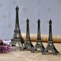 Ornaments alloy Eiffel Tower Continental 13CM 15CM 18CM 25CM 30CM 38CM 48CM 13/15/18 three-piece set 15/18/25 three-piece set 18/25/30 three-piece set 25/30/38 three-piece set 6-piece set (excluding 48CM) full set