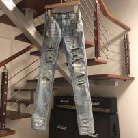 Jeans Youth epidemic Blue diamond cattle (spot) more process introduced video v-godmaker424 No Accurate grading 29 30 31 32 33 34 36 Other leisure