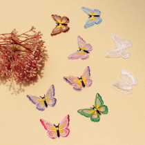 Cloth stickers DIY Animal design
