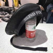 Hat other black Average size