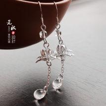 Earrings Silver ornaments 10-19.99 yuan Other / other 925 Tremella hook copper ear hook screw Xuan ear clip 925 Silver