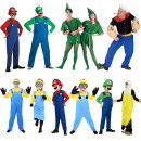 Clothes & Accessories Love novelty Halloween Movie characters Animation clothing Yes