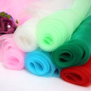 Fabric / fabric / handmade DIY fabric chemical fiber Loose shear rice Solid color Yarn dyed weaving clothing Europe and America Ouya & middot; Randy OGS
