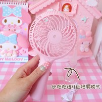 Mini fan Other / other USB White Blue Black Pink Chinese Mainland One