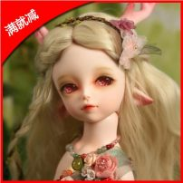 BJD doll zone a doll 1/6 Over 3 years old Customized Shallow common V series Naked baby - naked baby of human body nothing