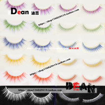 Cosplay accessories other goods in stock Dean White (upper) red (upper) Purple (upper) Brown (upper) green (upper) [← upper eyelashes] [lower eyelashes →] yellow (lower) blue (lower) Purple (lower) Brown (lower) green (lower) Cartoon characters Average size