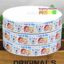Ribbon / ribbon / cloth ribbon 5 size 20 size 50 size 100y picture color (high quality) 1 size (0.914m) Xinxing textile belt Dw391