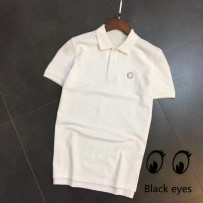 Polo shirt S M L XL 2XL Other / other conventional Youth epidemic White black standard Other leisure summer cotton