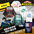 Cartoon T-shirt / Shoes / clothing T-shirt 14 years old and above My Hero Academy Spot SML XL XXL One Size All seasons Japan Universal Star River Anime