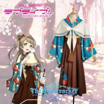 Cosplay women's wear Customized Set 14 years old and above Average code Anime Custom size message female XXL female XL female l female m female s female XS female s 48 hours delivery female m 48 hours delivery female l 48 hours delivery Nutcracker cos Japan Lovelive lovely wind and wind Love Live!