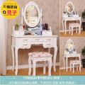 Dresser / table adult no White white pure white pure white No door Northern Europe manmade board Other / other assemble assemble six thousand and eight yes yes yes Economic type yes Zhejiang Province manmade board Disassembly Provide installation instructions and simple installation tools Painting