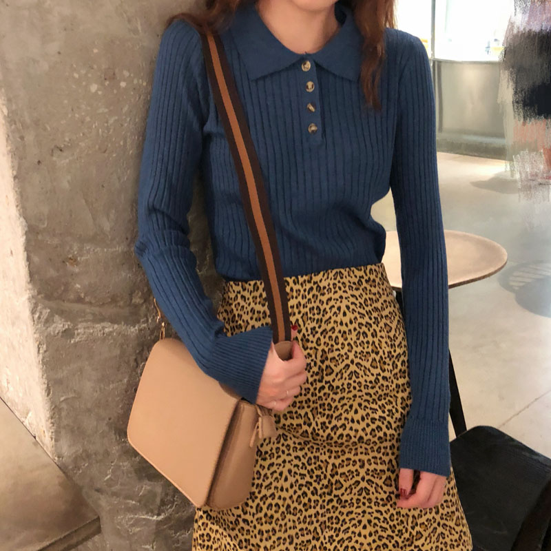 Wool knitwear Autumn of 2018 Average size White yellow blue black apricot Long sleeves singleton  Socket other 31% (inclusive) - 50% (inclusive) Retro
