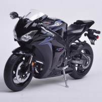 auto salon girls WELLY Metal toys Over 14 years old Chinese Mainland sixty-two thousand eight hundred and four alloy 1-10 finished product Red black Hyatt 675 MOTORCYCLE BLUE Hyatt 675 motorcycle red motorcycle Willie / well nothing Static metal toy / motorcycle Effective Attachment of witness