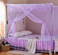 Mosquito net Other / other Single door Palace mosquito net 1.2m (4 feet) bed 1.5m (5 feet) bed 1.8m (6 feet) bed 1.8 * 2.2m bed currency stainless steel