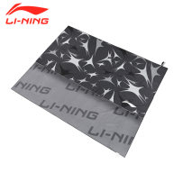 Bath towel / absorbent towel Blue black Ling / Li Ning LSJN791 Summer of 2018