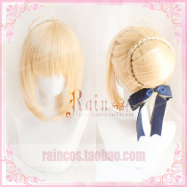 Cosplay accessories Wigs / Hair Extensions goods in stock Rain Yuxuan One [Contract help fixed in this experience point] Limited discount - split Cartoon characters Average size