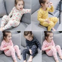 Home suit Other / other 7(100cm) 9(110cm) 11(120cm) 13(130cm) 15(140cm) PINK SWAN black gray yellow white spring and autumn neutral Other 100% 1-3 years old 3-5 years old 5-7 years old Home other F1645
