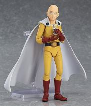 Others 8 years old and above Spot Figma310 Saitama teacher Japan About 15 cm high Anime Figma Collection Joint mobility other One punch superman Daiyu