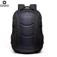 Travel bag oxford nothing Ozuko / Jianneng Grey black blue large Solid color 18*32*47CM