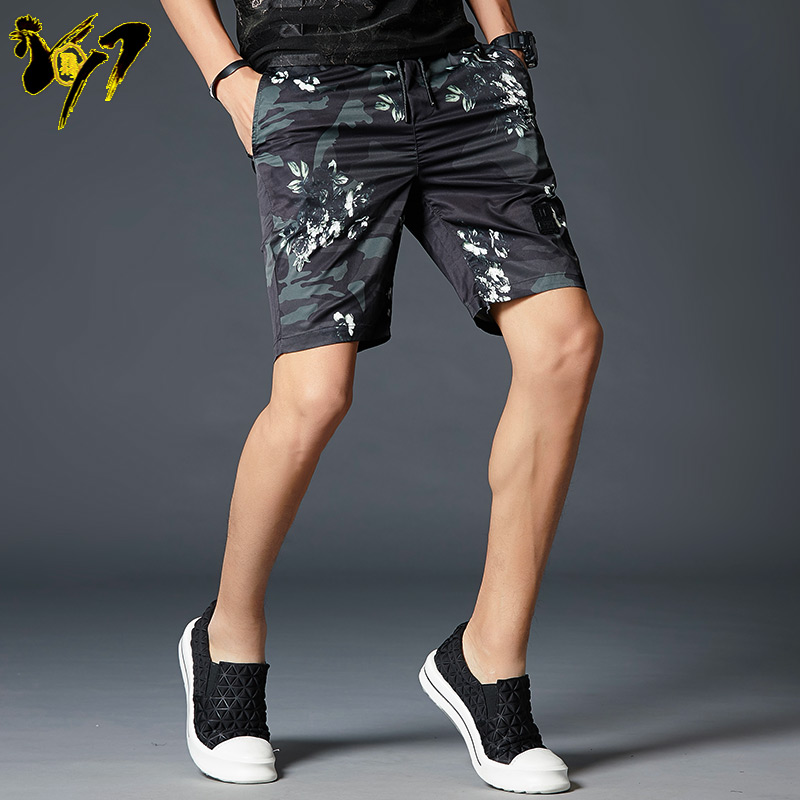 Casual pants Lingfeng color Youth fashion one hundred and seventy thousand one hundred and fifty-four Twenty-eight routine Micro bomb AL170157 Polyethylene terephthalate (polyester) 100% Summer of 2018 Pure e-commerce (online only)
