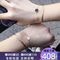 Bracelet Alloy / silver / gold 801-1000 yuan Swarovski / Swarovski brand new goods in stock Japan and South Korea female Fresh out of the oven