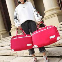 Travel bag другой / другие Оксфордская прядильная нет Rose red black blue purple университета Чжуншань Тип мешка Здесь путешествие Единый корень Япония и Южная Корея полиэстер Мягкая ручка Чистый цвет молодежи женщина