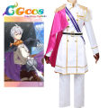 Cosplay men's wear suit Customized CGCOS Over 14 years old Sister paper man game Tailor XL s ml Japan idolish7 Campus style