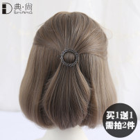 Hair accessories Side clip RMB 25-29.99 Dshang / Dian & middot; Shang brand new Retro / court Fresh out of the oven Diamond / Crystal Alloy inlaid artificial gem / semi gem DS80186FS Autumn and winter 2017 no