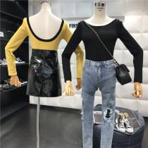 Wool knitwear Autumn of 2018 Average size White yellow blue black Long sleeves singleton  Socket other 31% (inclusive) - 50% (inclusive) Regular Socket